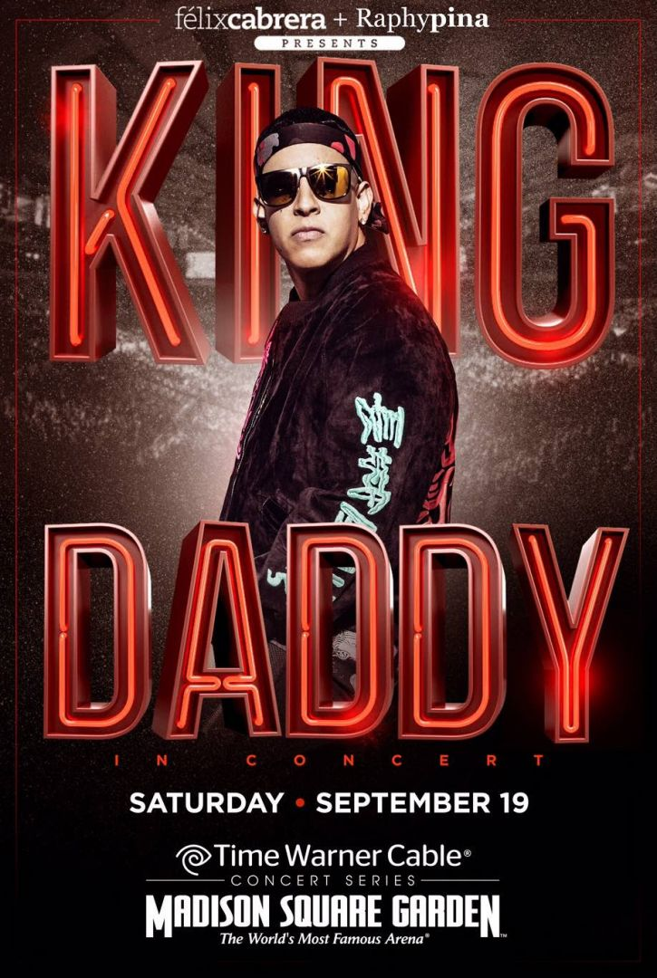 Daddy Yankee Returns To Madison Square Garden On September