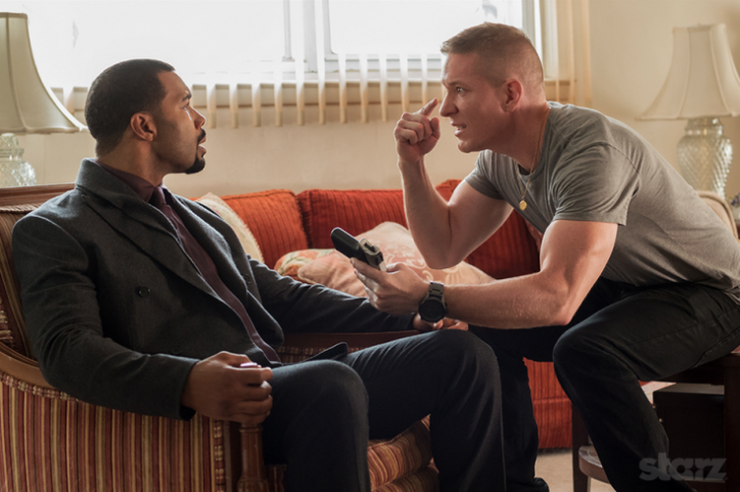 """Recap: """"Power"""" Season 2 Episode #5 – Who You Are and Who You Want to Be"""