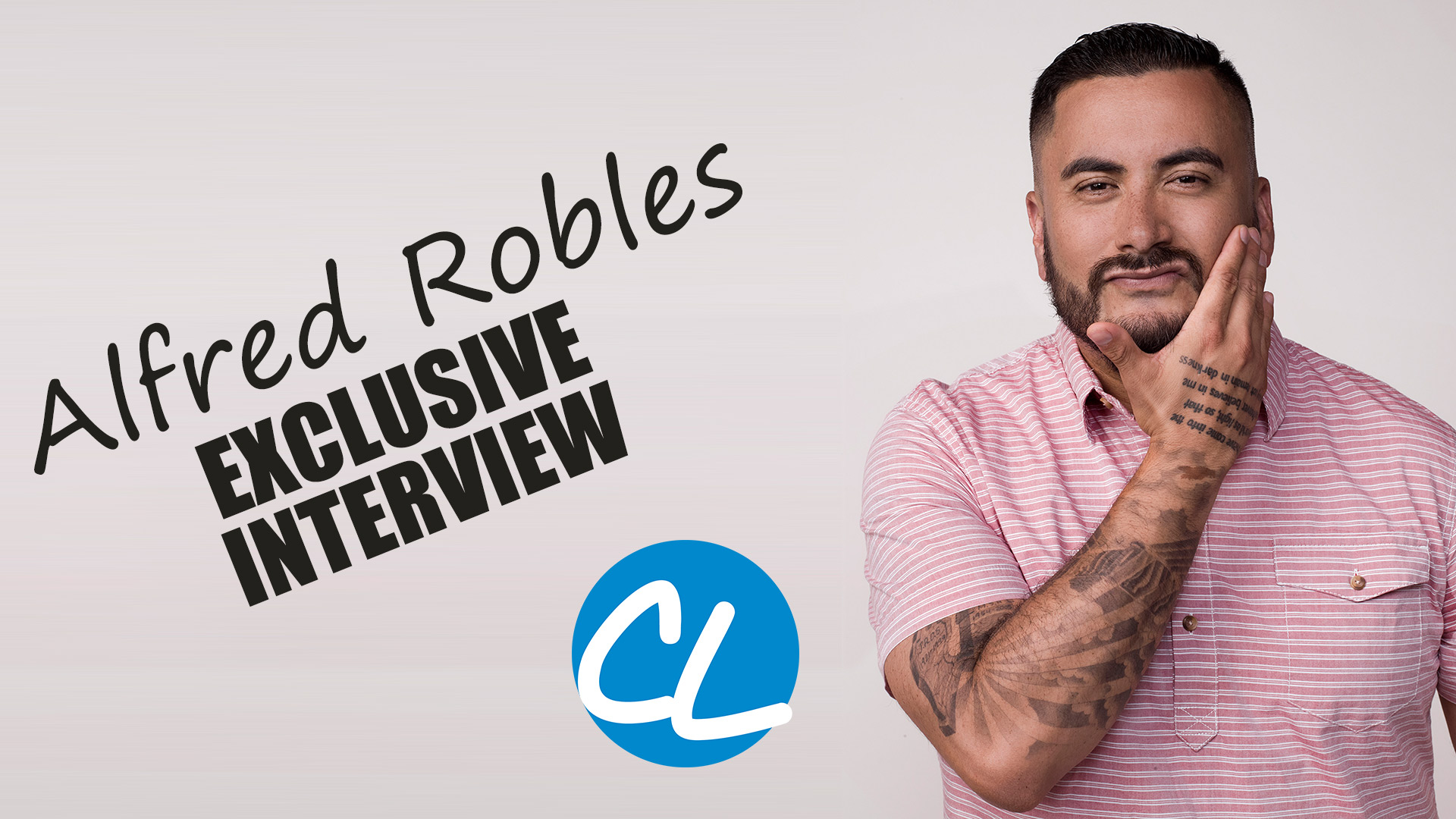 """Exclusive Interview with """"Fluffy Breaks Even's"""" own Alfred Robles"""