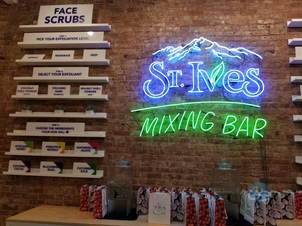 Recap: St.Ives Mixer Pop-Up