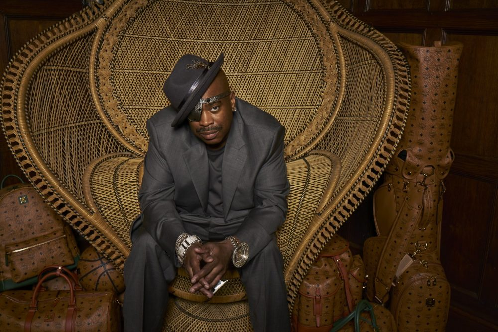 Slick Rick Fronts Collaborative Campaign Between Nordstrom and MCM