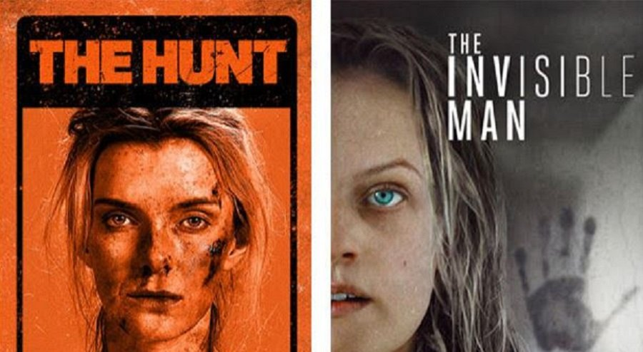 THE HUNT & THE INVISIBLE MAN | Watch at Home Now