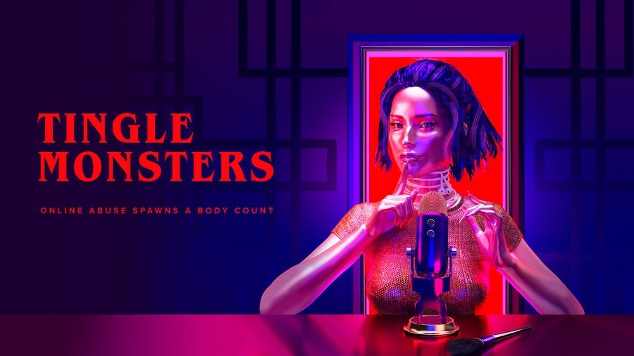 TINGLE MONSTERS   The World's 1st ASMR Horror Film Out May 20!