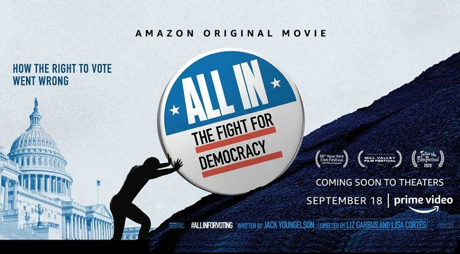 ALL IN: THE FIGHT FOR DEMOCRACY – Virtual Screening