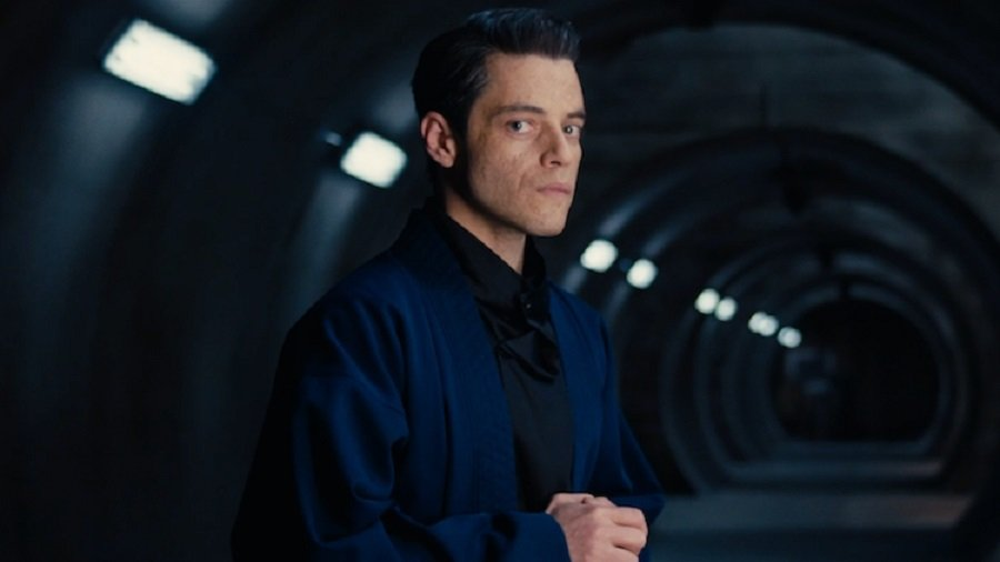 NO TIME TO DIE | Meet Safin, Played By Rami Malek
