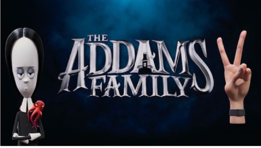 THE ADDAMS FAMILY 2 | The Addams Are Back Halloween, 2021!