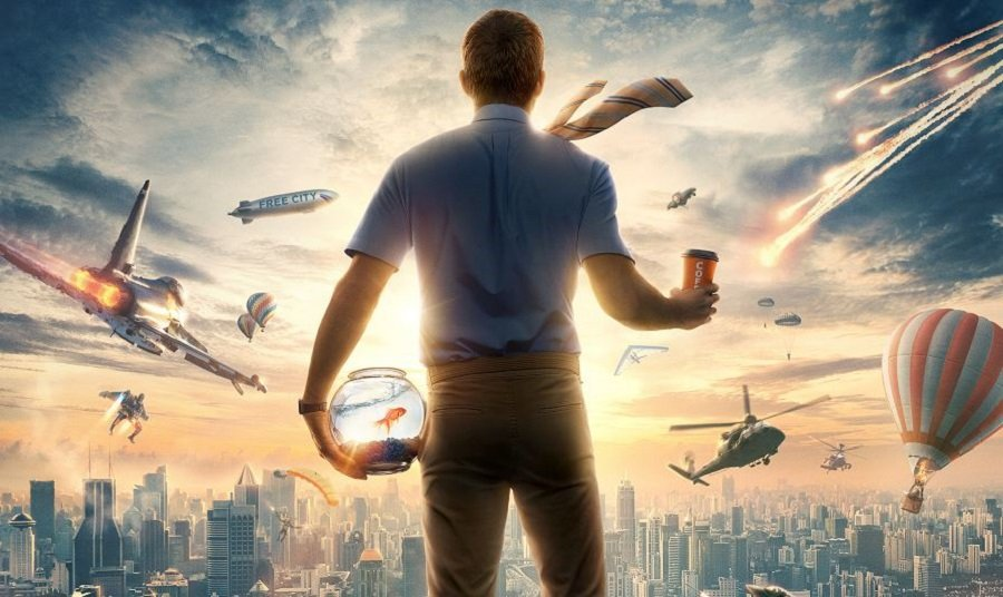 Ryan Reynolds Stars Ini FREE GUY   Trailer & Poster
