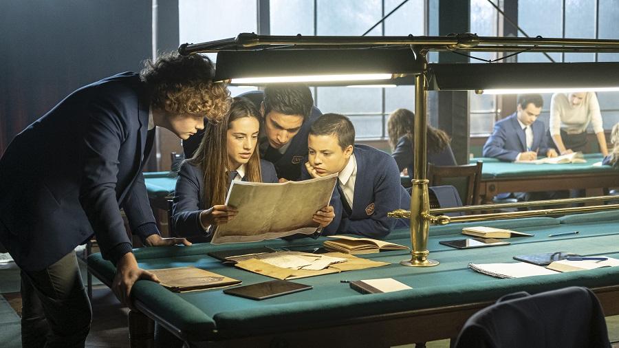 Amazon Prime's THE BOARDING SCHOOL LAS CUMBRES – 2.19