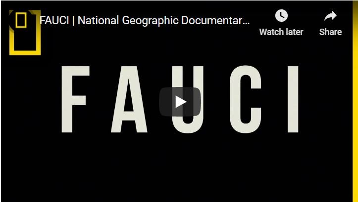 NatGeo's FAUCI | Documentary Film Trailer
