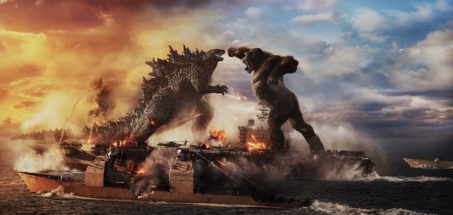 If It's Monster Fight You Want, Monster Fight You'll Get | GODZILLA VS KONG: Review