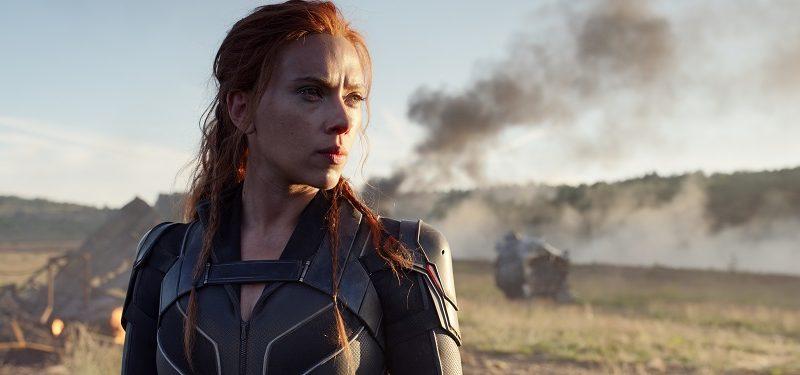 Marvel Studios BLACK WIDOW | New Trailer