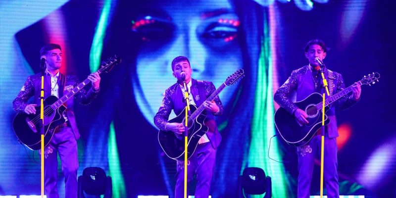 Over 30 Music Stars at the 2021 Latin American Music Awards