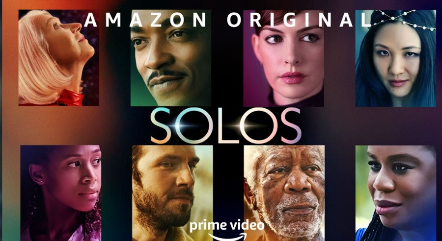 Amazon Prime Original Anthology Series SOLOS Premieres May 21