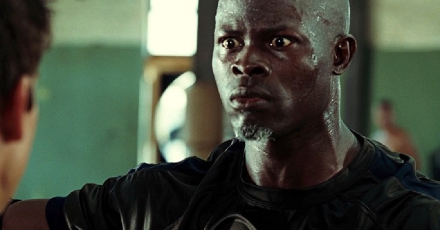 Djimon Hounsou Provides Hope For Humanity In A QUIET PLACE PART II | Interview