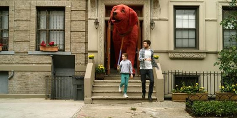 CLIFFORD THE BIG RED DOG | New Teaser Trailer & Poster