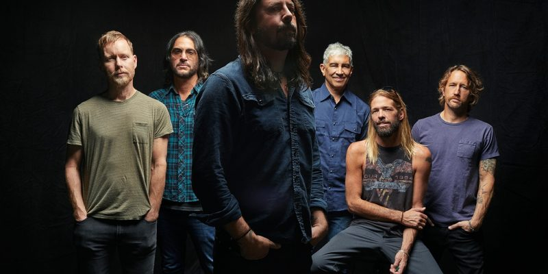 Foo Fighters at Madison Square Garden on June 20, 2021