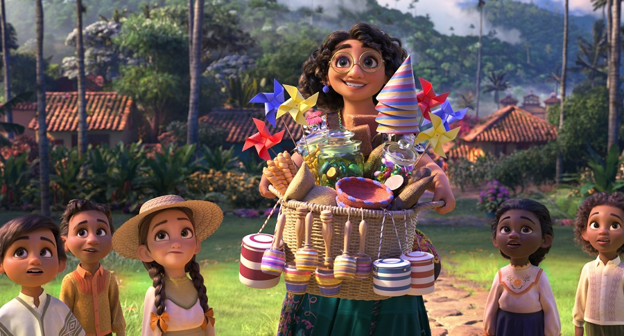 Disney's ENCANTO | Teaser Trailer & Posters