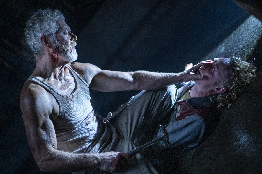 Justice Is Definitely Blind | DON'T BREATHE 2 – Review