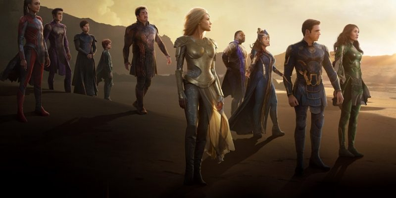 Marvel Studios' ETERNALS | Advance Tickets On Sale Now