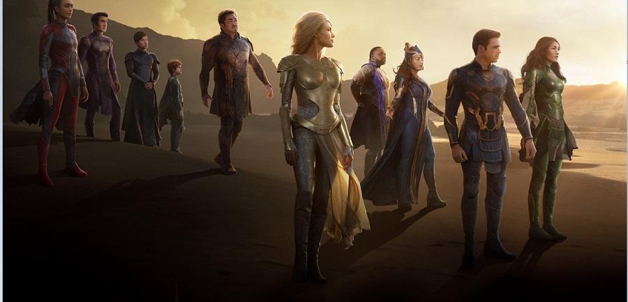 Marvel Studios' ETERNALS | New Trailer & Poster