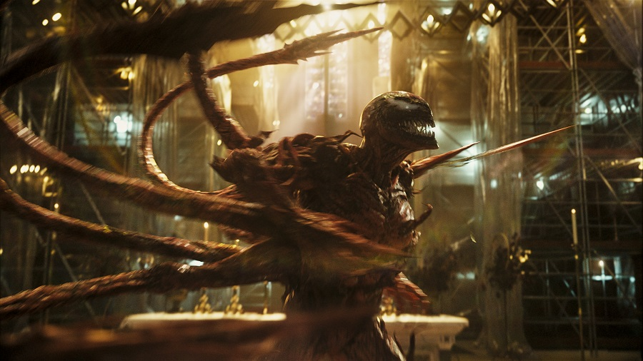 VENSOM: LET THERE BE CARNAGE | New Character Posters